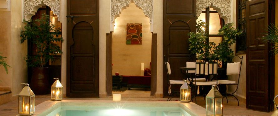 Riad-Croix-Berbere-Marrakech