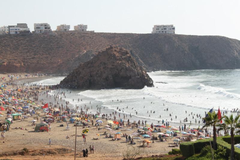 plage Sidi Mohamed BenAbdellah
